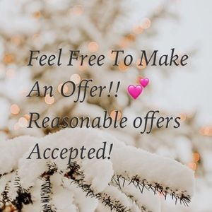 Submit an Offer! 🥰